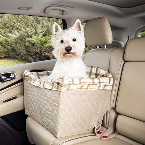 PetSafe Happy Ride Quilted Dog Safety Seat