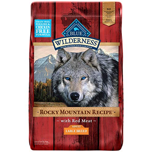 Blue Wilderness Rocky Mountain Large Breed