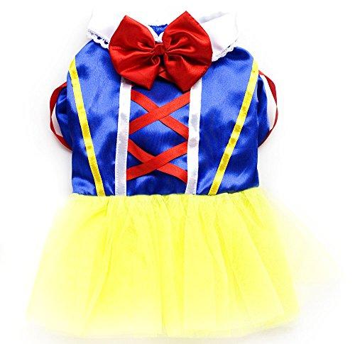 Snow White Princess Halloween Costume