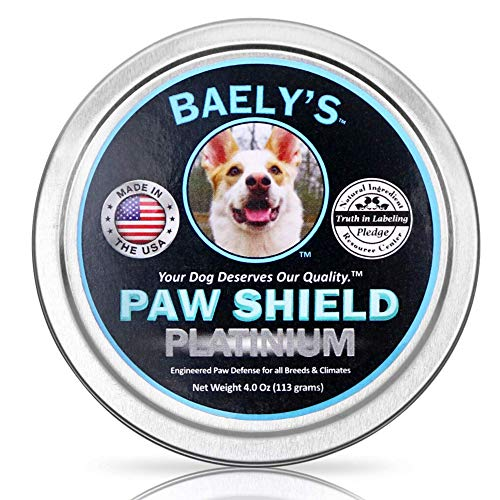 Baely's Paw Shield Dog Paw Balm Protection Wax