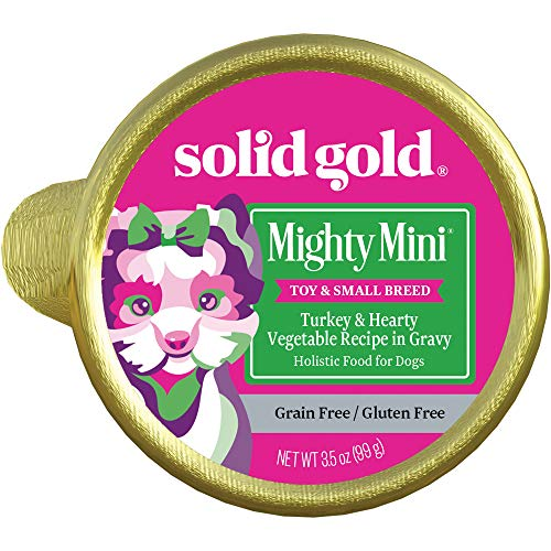 Solid Gold Lil' Boss  Free Wet Dog Food