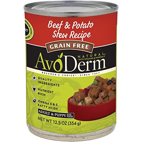 AvoDerm Natural Grain Free Adult Dog Food