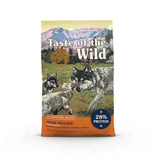 Taste of the Wild Grain-Free High Prairie Dry Food
