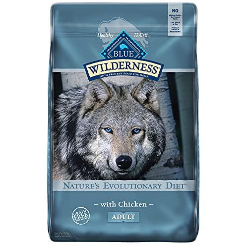 Blue Buffalo Wilderness Grain Free Dog Food
