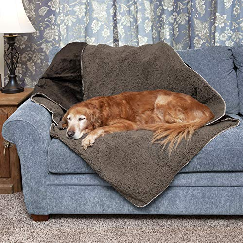 Furhaven Pet Dog Bed Blanket