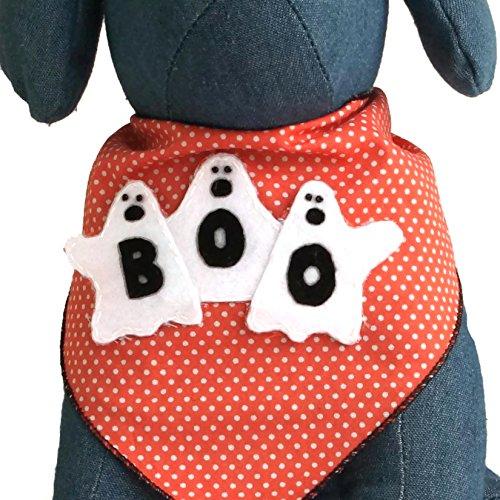 Tail Trends Halloween Dog Bandana