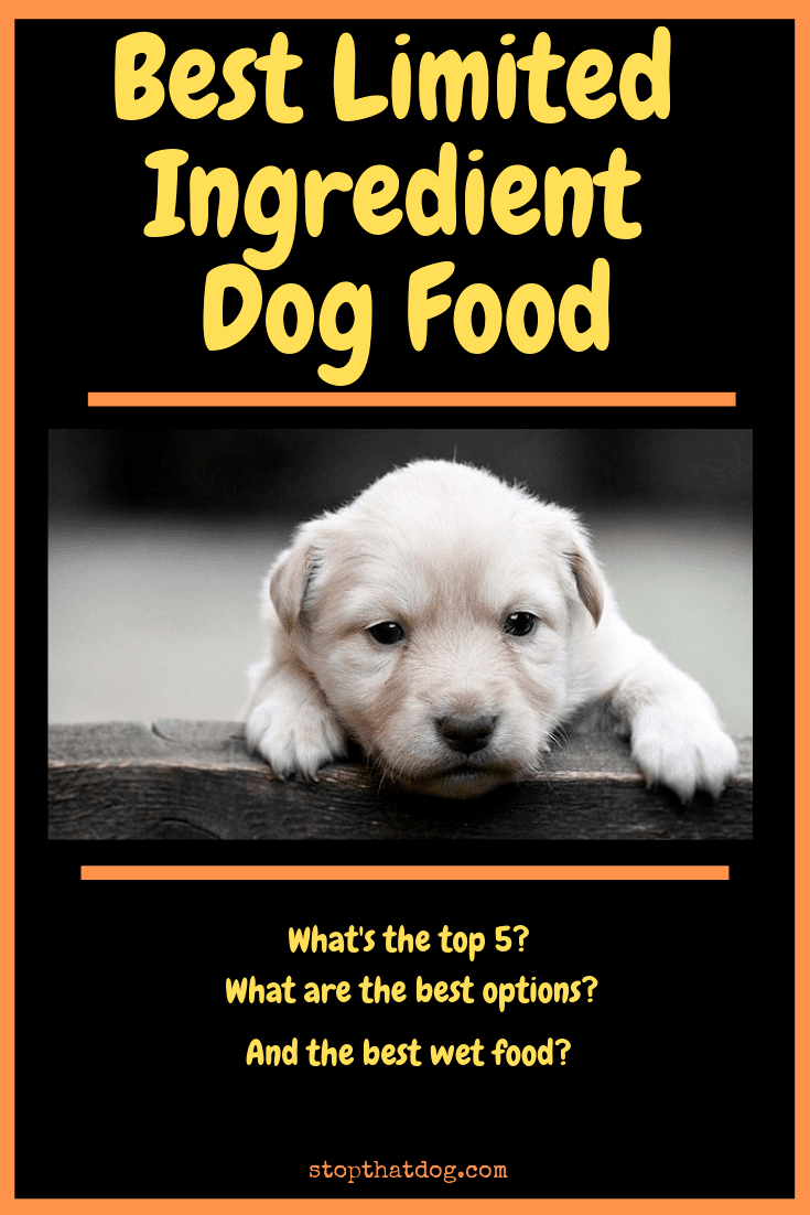 What's The Best Limited Ingredient Hypoallergenic Dog Food?