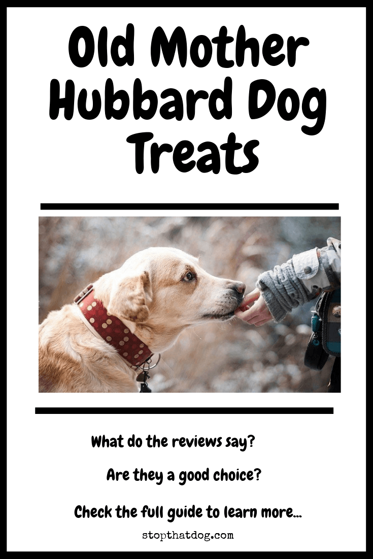 Are Old Mother Hubbard Dog Treats Any Good? Here\'s Our Review