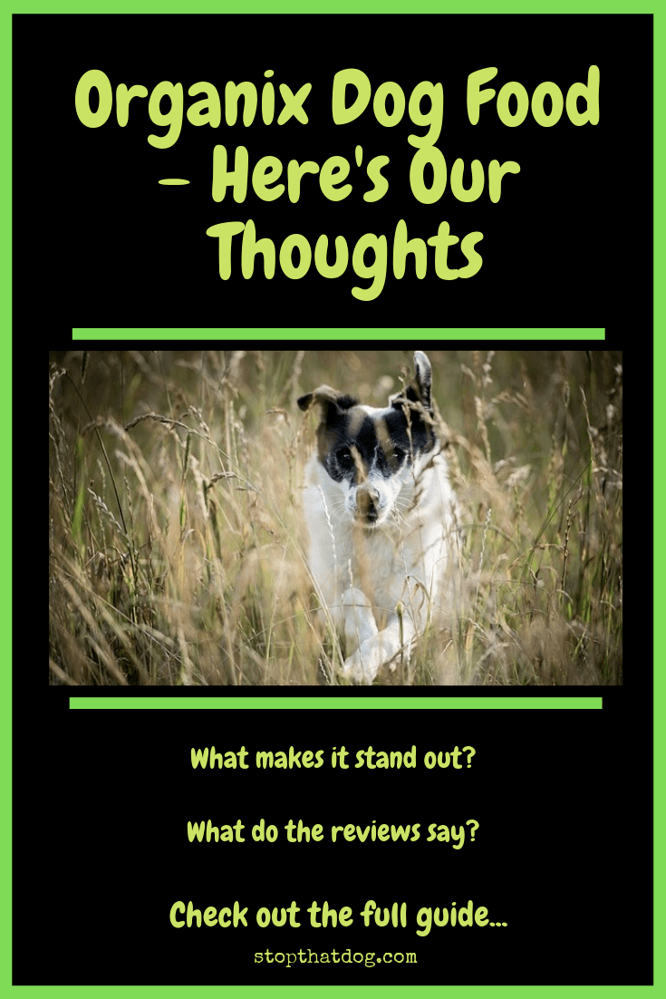 Organix Dog Food Reviews - Here\'s Our Thoughts