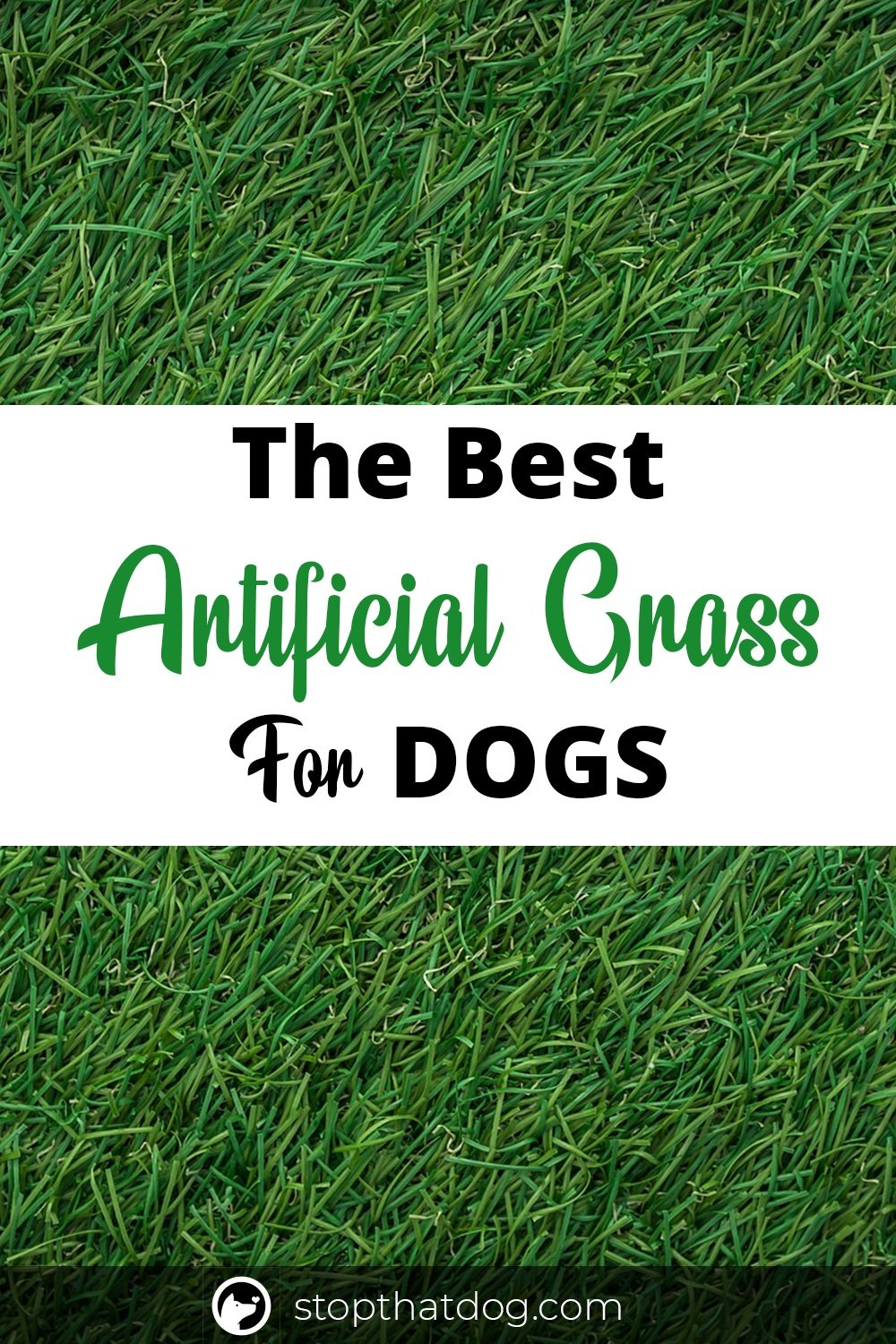 What's The Best Artificial Grass For Dogs? Our Ultimate Guide (2020)